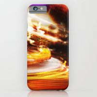iPhone & iPod Case featuring Night Cruise by Tristan Tait
