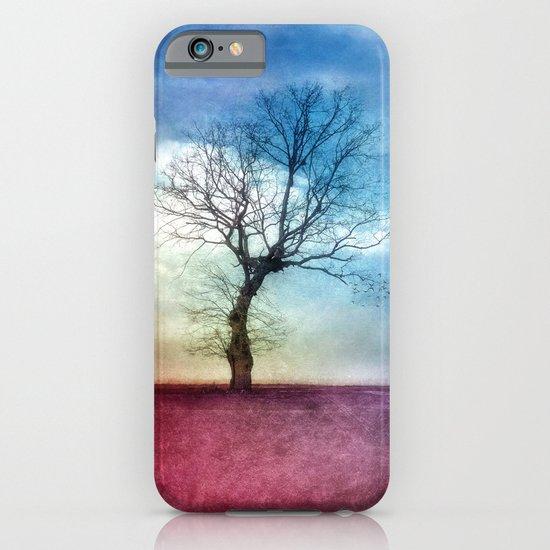 ATMOSPHERIC TREE III iPhone & iPod Case