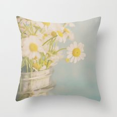 unaffected air ... Throw Pillow