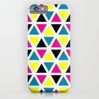 CMYK II iPhone 6 Slim Case