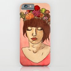 Is She Down To Earth or Just Hipster? iPhone 6 Slim Case
