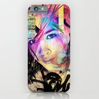 iPhone & iPod Case featuring Street Queen by Andre Villanueva