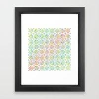 Floral 3 Framed Art Print