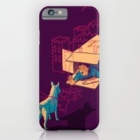 iPhone & iPod Case featuring Halt! Who Goes There? by Primary Hughes