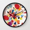 Color Study No. 2 Wall Clock