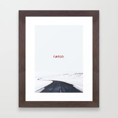 A MOVIE POSTER A DAY: FA… Framed Art Print