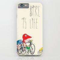 Bike is Life iPhone 6 Slim Case