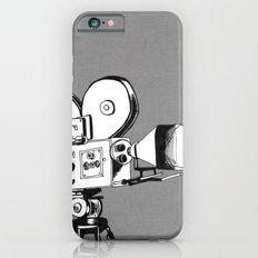 vintage filming Slim Case iPhone 6s