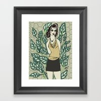 Why Try to Change Me Now? Framed Art Print