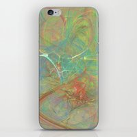 Electrifying iPhone & iPod Skin