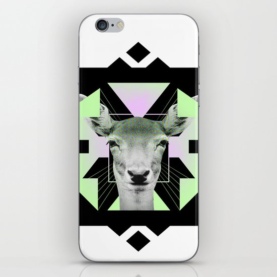 ::Space Deer:: iPhone & iPod Skin