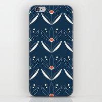 MCM Chrysanth iPhone & iPod Skin