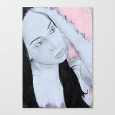 Sever Canvas Print