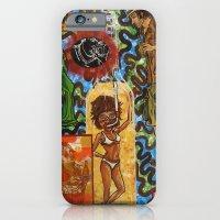 Six deep iPhone 6 Slim Case