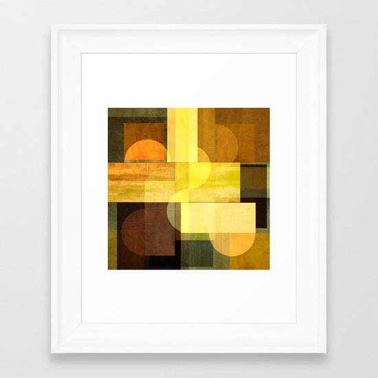 Textures/Abstract 92 Framed Art Print