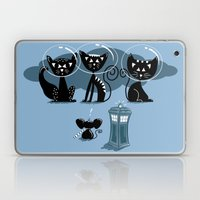Doctor WHOops, Wrong Pla… Laptop & iPad Skin