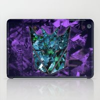 Decepticons Abstractness… iPad Case