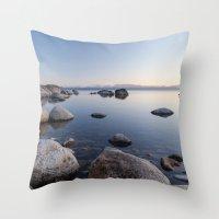 Lake Tahoe 1 Throw Pillow