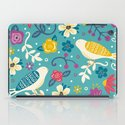 Garden Birds iPad Case