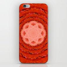 Webbed Depth iPhone & iPod Skin