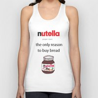 Nutella -only Reason Unisex Tank Top