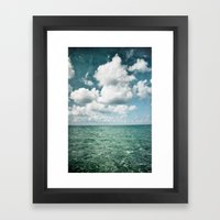 H2O Framed Art Print