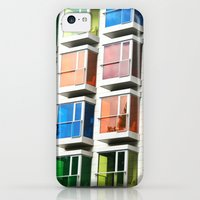 iPhone 5c Cases featuring rainBOW by 2sweet4words Designs