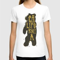 california T-shirts featuring California by Landon Sheely
