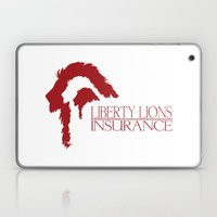 Liberty Lions Insurance Laptop & iPad Skin