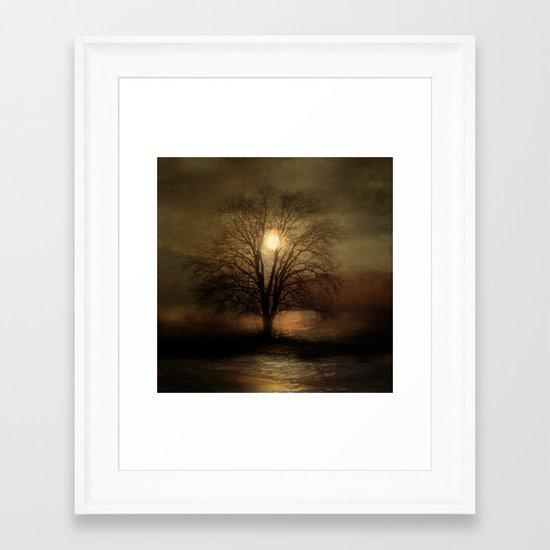 Beautiful inspiration Framed Art Print