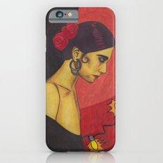 Surfer Rosa (Luxemburg) iPhone 6 Slim Case