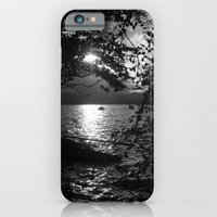 iPhone & iPod Case featuring The Flood. by Nicole Mason-Rawle