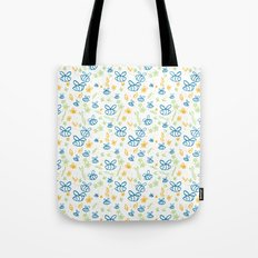 Busy Bees Tote Bag