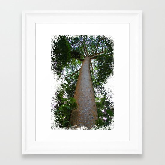 not just another tree Framed Art Print