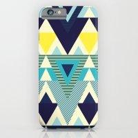 Geometric Chic iPhone 6 Slim Case