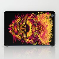 IMMORTAN JOE: THE ASHES OF THIS WORLD iPad Case