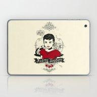 Miss Audrey Hepburn Laptop & iPad Skin