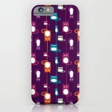 Cats pattern iPhone 6s Slim Case