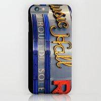 Radio City Music Hall NYC iPhone 6 Slim Case
