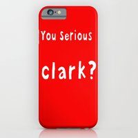 Christmas Vacation iPhone 6 Slim Case