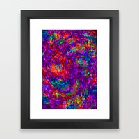 Plot Twist Framed Art Print