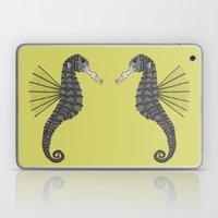 Sea Horse Laptop & iPad Skin