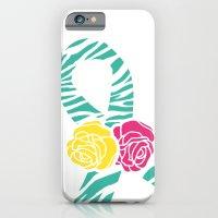 Endometriosis Ribbon 3 iPhone 6 Slim Case