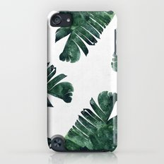 Banana Leaf Watercolor P… iPod touch Slim Case