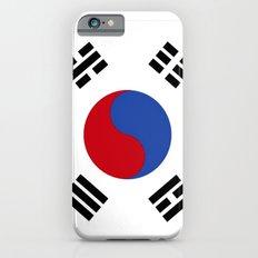 South Korean Flag  Slim Case iPhone 6s