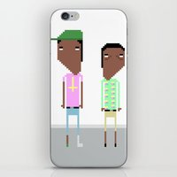 EarlWolf iPhone & iPod Skin