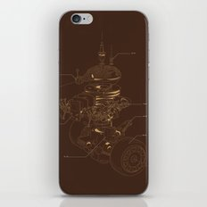 Recycling Robot iPhone & iPod Skin