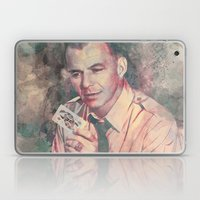 Frank Sinatra Laptop & iPad Skin