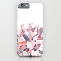 diamond iPhone & iPod Cases featuring diamond by Kazuma Shimizu