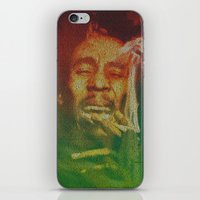 Marley iPhone & iPod Skin